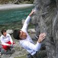 アイスクリーム岩 usamiの背中を見て育つか市は